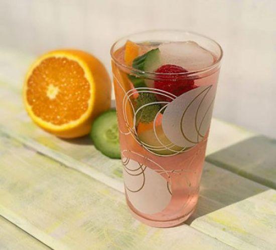 Fruitiest Mocktails - Summer Cup Mocktail