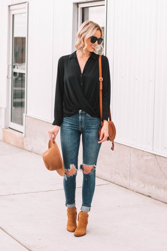 *10 Outfits To Copy For A Casual Thanksgiving