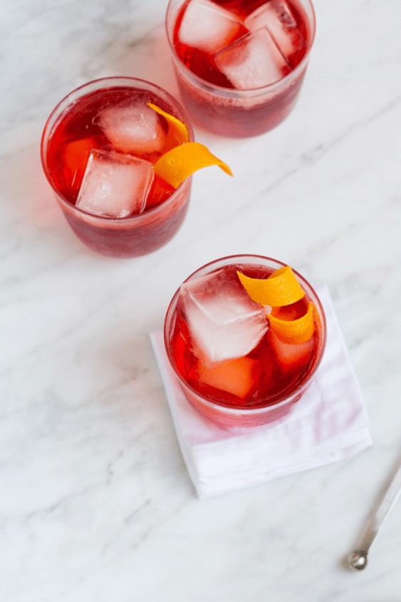 Simple Italian Cocktail Recipes