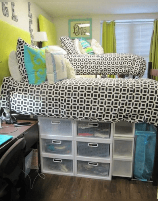 The Ultimate College Dorm Room Wishlist
