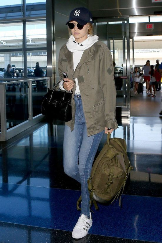 Top 10 Supermodel Casual Looks You Should Try