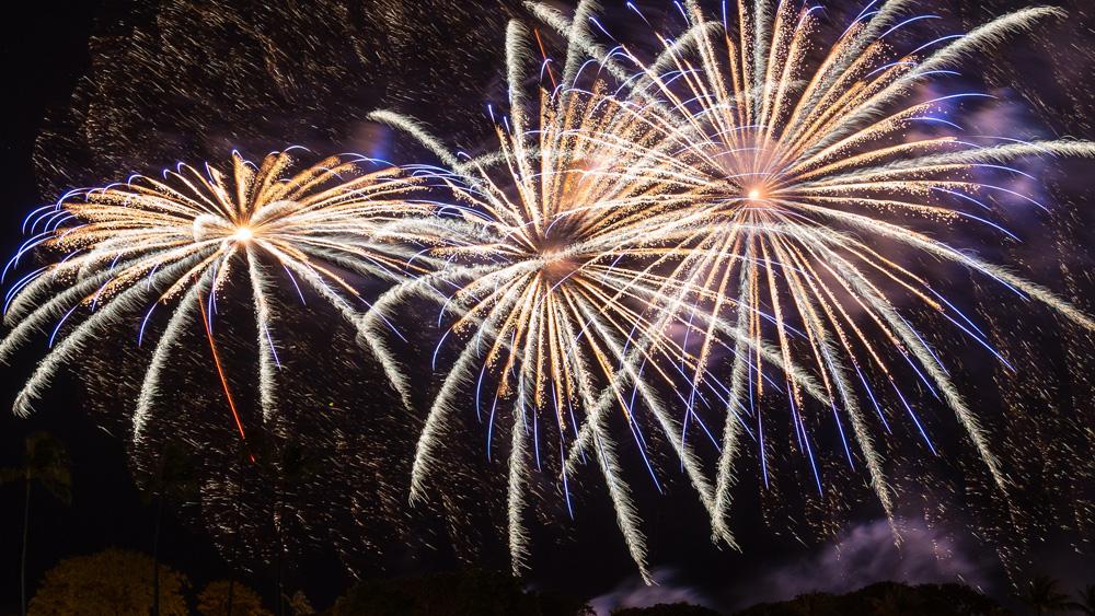 Tourbillion Firework