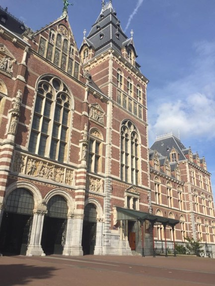 I took a sudden solo trip to Amsterdam and here's what happened!