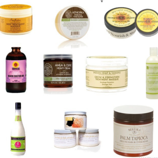 10 Great Tips To Keep Your Natural Hair Moisturized This Winter