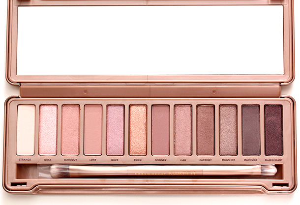 10 Eyeshadow Palettes for Girls That Don't Normally Wear Makeup