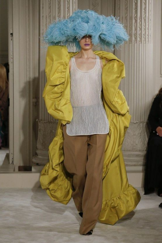The Ugliest Runway Looks Of All Time