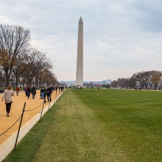 Washington DC A tourists guide