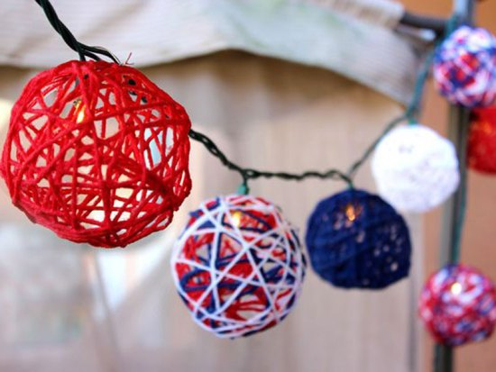 DIY Fourth Of July Decor That's Beautiful And Easy To Make