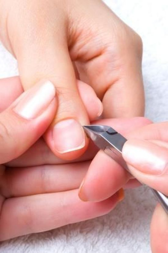 How To Give Yourself An At Home Manicure