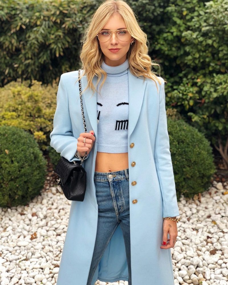 Outfits From Chiara Ferragni You Can Recreate