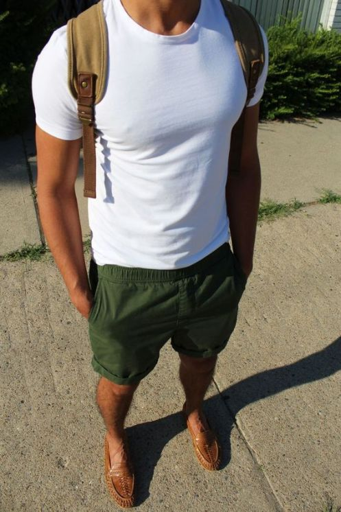 10 Summer Styles You'll Want To See Your Man In