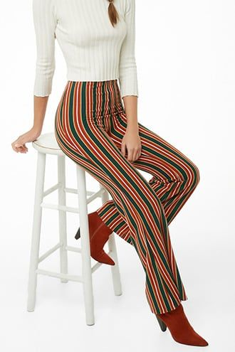 Striped Pants From Forever 21