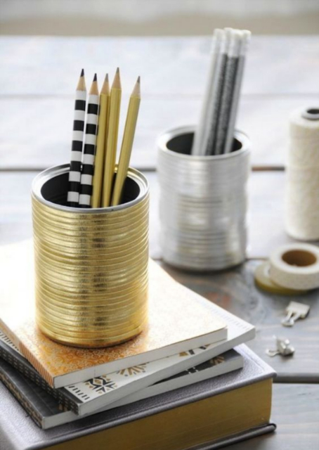 5 Cute Ways To Organise Your Desk