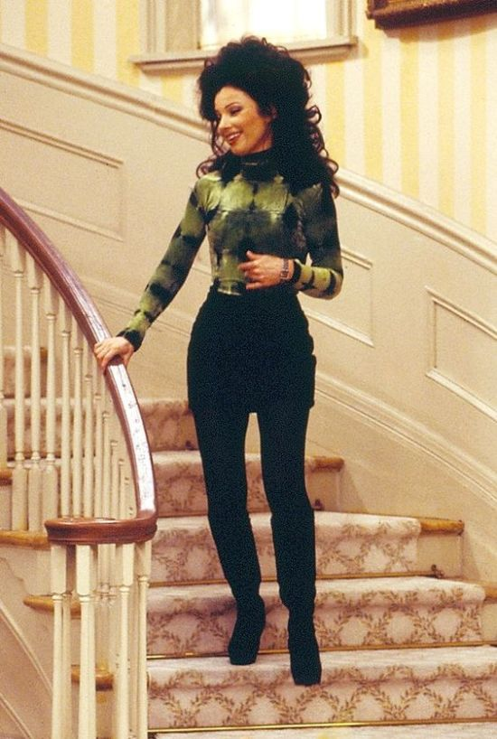 14 Fran Drescher Outfits That Are To Die For