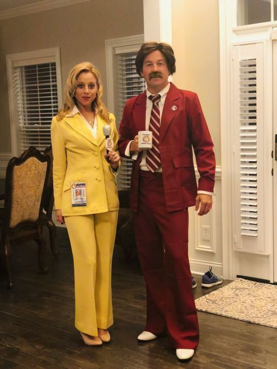 Cute Couple Costumes That Aren't Over The Top