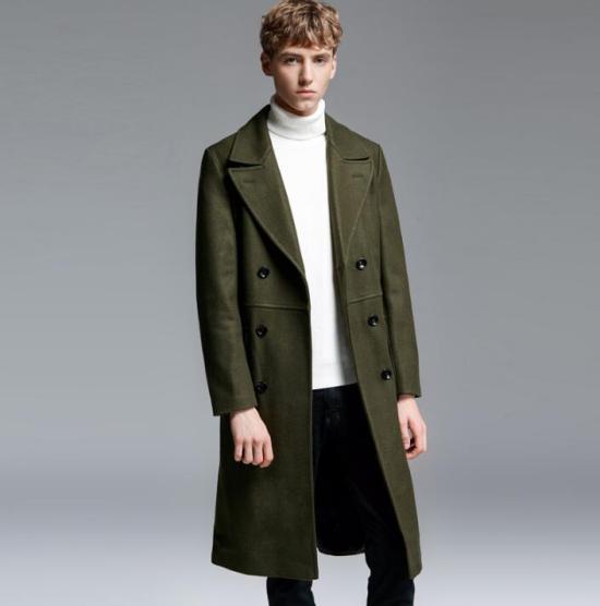 *8 Evergreen Men's Coats That Will Make Heads Turn