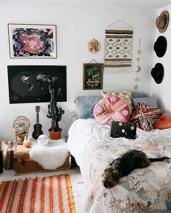 10 Ways To Decorate Your Dorm Room That Will Stand Out