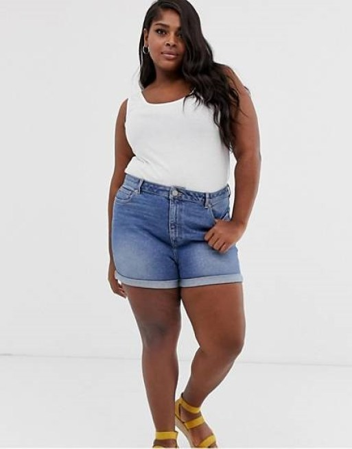 8 Denim Shorts To Flaunt Your Curves in