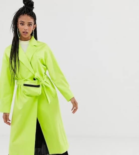 6 Trench Coats We're Loving For Fall