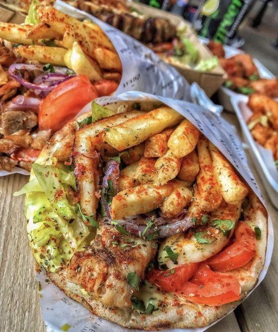 London's Best Street Food For Under A Tenner