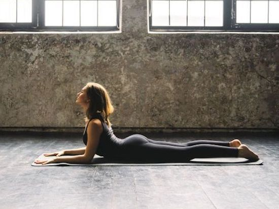 12 Stretches To Help You Wind Down Before Bed