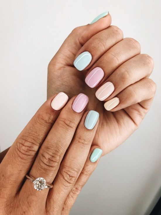 Easter Nail Designs That Will Have You Hopping Mad