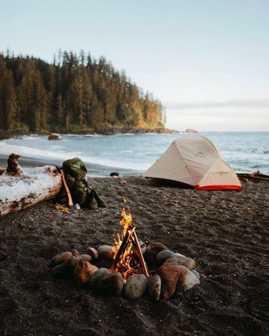 10 Things To Prepare You For Your First Time Camping