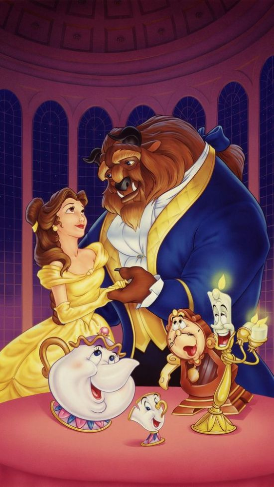10 Adorable Disney Films You Need To Watch With Your SO Beauty And The Beast