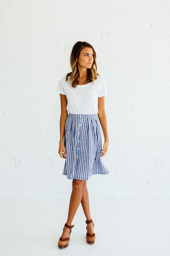 *The Best Summer Skirts For The Hotter Weather