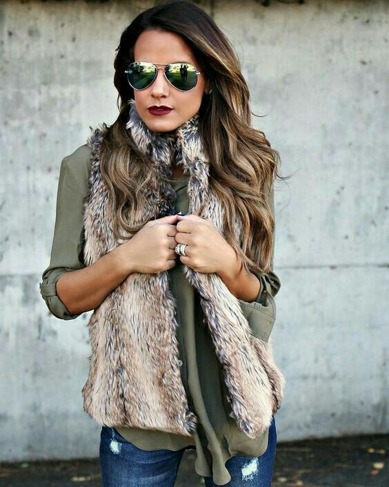 10 ways to look boho during the winter