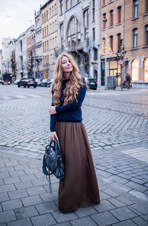 10 ways to rock the boho style in the winter