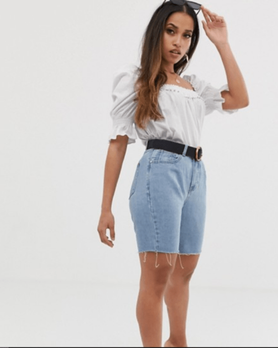 How To Wear Different Styles Of Denim Shorts