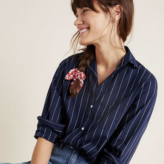 *8 Blouses Perfect For Fall Weather