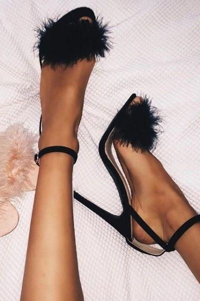 How To Prepare Your Feet For A Night In Heels