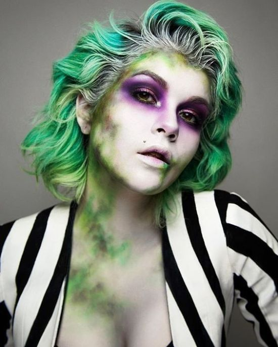 10 Halloween Costumes To Showcase Your Makeup Skills