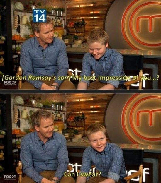 10 Gordon Ramsay Moments We Can Never Forget