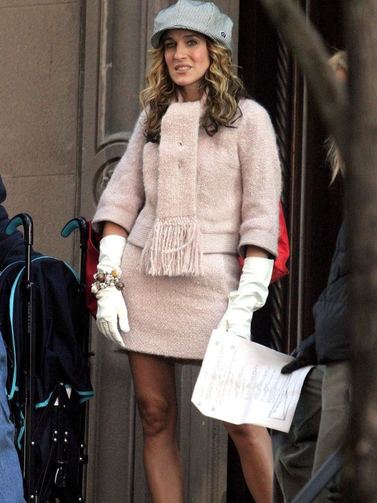 15 Fall/Winter Outfits From 'Sex And The City' To Recreate