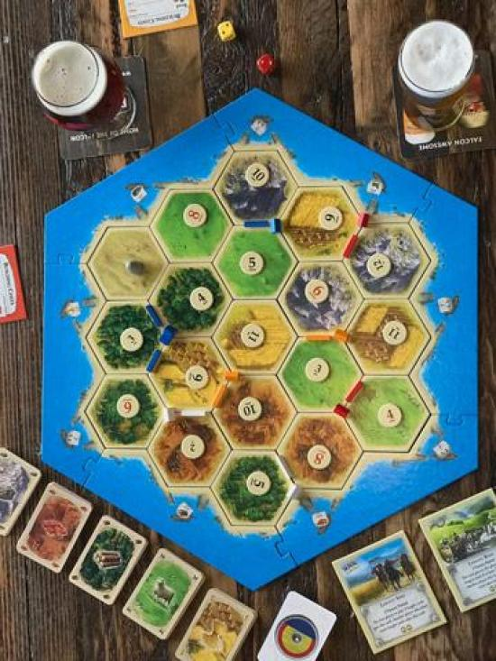 5 Fun Board Games For A Rainy Day This Autumn