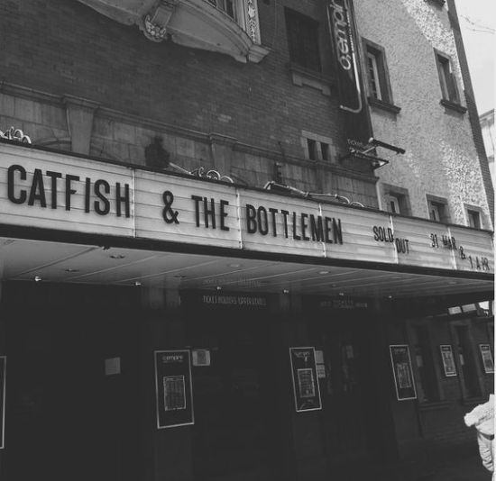 5 Reasons Why You Should Listen To Catfish And The Bottlemen
