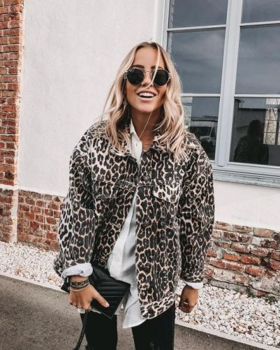 Cheetah Print Is Back And Here Are 25 Ways To Wear It