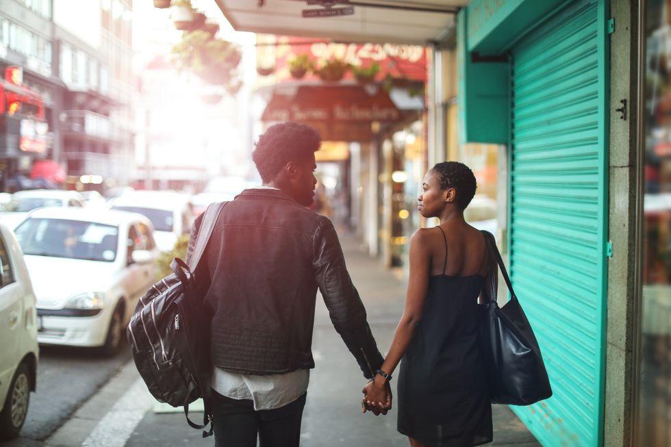 walking date