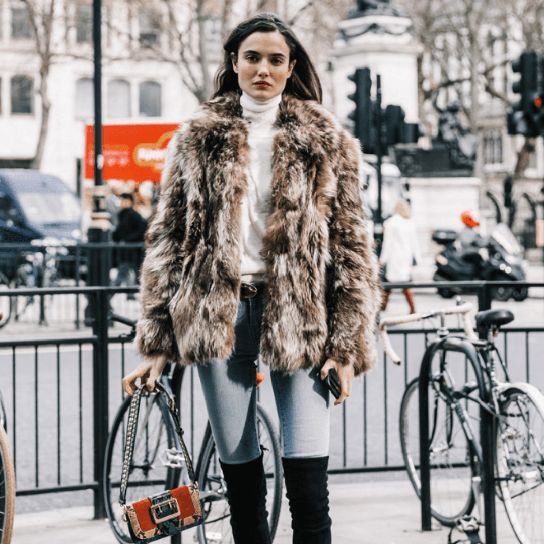 Different Ways To Rock The Faux Fur Trend