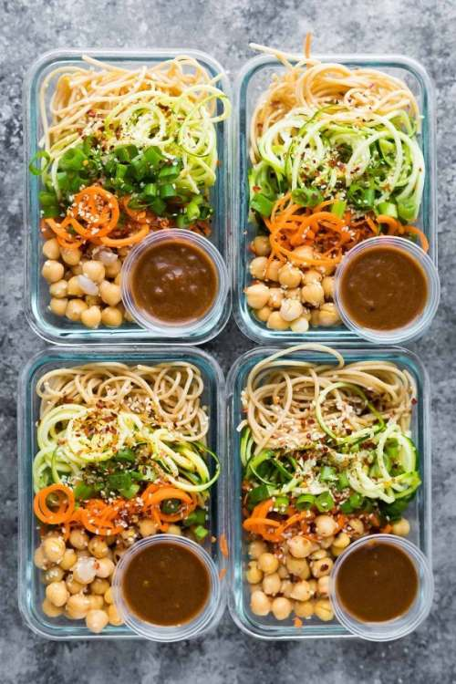 8 Meal Prep Lunches For Days On-Campus