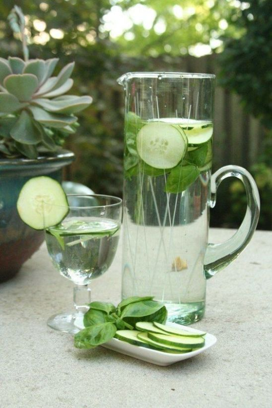 Add These To Your Water So You'll Drink More