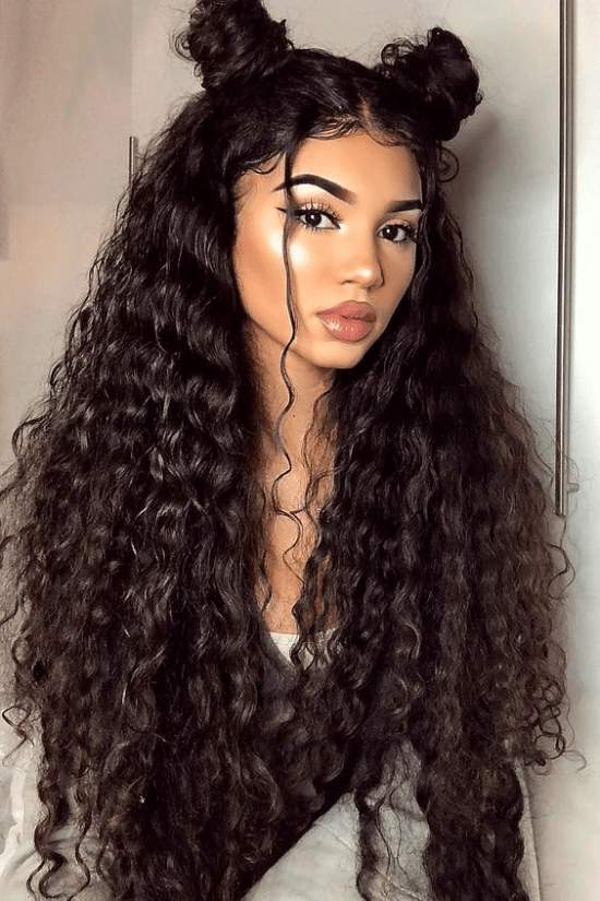 5 Ways You Can Style Naturally Curly Hair And Look Amazing Society19