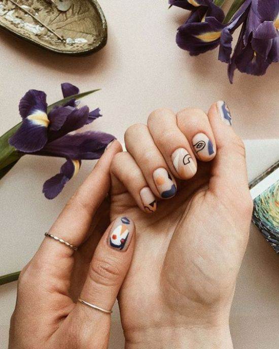 10 Trendy Nail Styles For The Fall