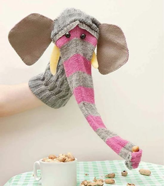 Fun and Creative Ways to Re-use Old Socks
