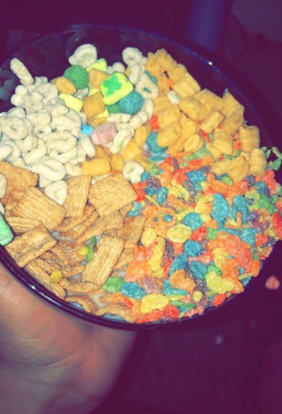 The Best Food To Eat When You're High