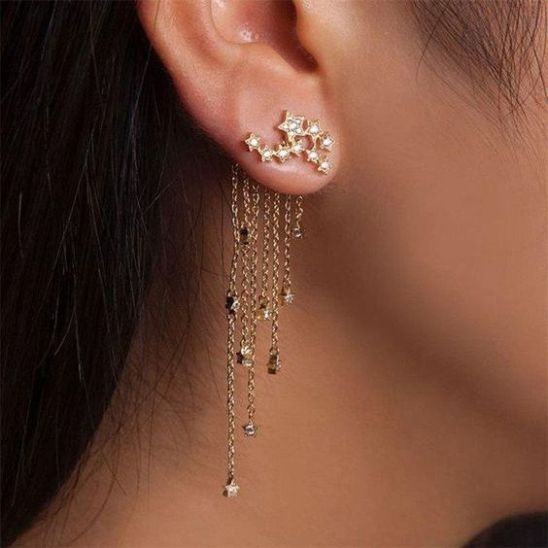 10 Statement Earrings For A Badass Back To School Outfit