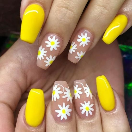 10 Summer Nail Trends From Pinterest Crazyforus